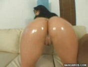 Olivia olovely big oiled ass fucked 1