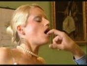 Two Blonde Seductive Sirens Fucked The Lucky Farmer