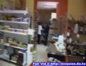Public Blowjob In Store