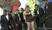 MoviesAnd - Kinzy Jo Takes On 10 Black Men - Better than YouPorn and RedTube