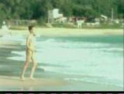 Shu Qi nude at the beach