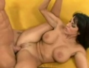 Veronica Rayne enjoying a big cock