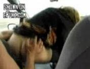 She fucks him while he driving