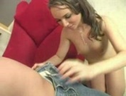Naughty teen begged for it