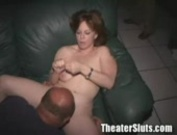 Kayce in theater fuck 2