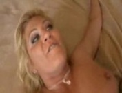 Kinky Milf ass fucked hardcore by her sons friend