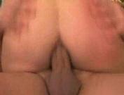 Marsha takes on two hard cocks at the same time