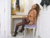 Asian pornstar having fun in dressing room