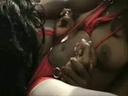MoviesAnd - Ebony Lesbos - Better than YouPorn and RedTube