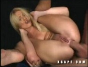 Pussy Cat completely ass rammed