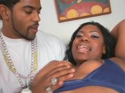 Bosomy Ebony Girl Services And Fucks Dick