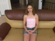 hot teen loves it in her