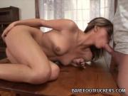 Feet Babe Blowjobs