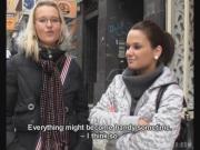 Innocent Czech Chick Blows Needy Dick