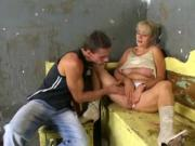 Eager MILF Loves To Suck and Fuck Dick