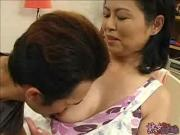 Old Japanese Chick Gets Her Juicy Pussy Banged