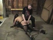 Arianna does extreme domination