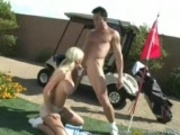 Hot Golf Girl!