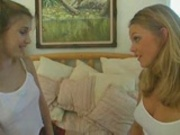 Two Blonde Friends move it forward