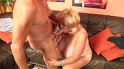 milf pleases hubby