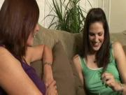 Lesbian Seduction with Bobbi Starr