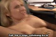 Houswife Banged In Chair