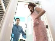 Oriental Wife Is Harassed By A Stud