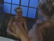 Sindee Coxx and Stacy Valentine are big tit lesbians