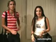 Pretty Avery Katrina Devour Each Other\'s Twat