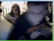 Fench couple on cam