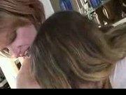 Milf And Teen Lesbian encounter