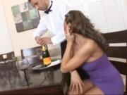 The Butler Bangs Her!