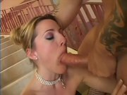 Booty-ful Dancer Gets Her Pussy Creampied