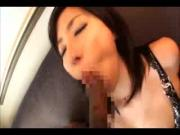 Japanese Chick Sucks And Rides A Lucky Shaft