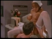 Retro nurse fuck