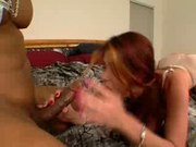 redhead wants black dick