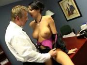 Alektra Blue is a bad secretary