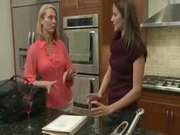 Samantha Ryan and Brenda James