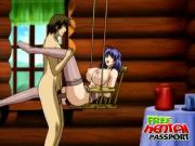 Kinky Giant-Jugged Anime Gal Banged With Anus Reamed
