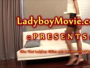 Ladyboy Giftza Fucked Bareback
