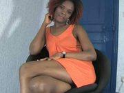 Nice Ebony Teasing