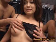 Yuka matsushita fucked and fingered