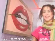 Petite small titted Irish girl Natasha