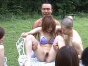 Summer House Sex Party