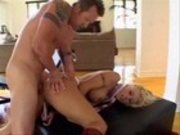 Brittney Skye getting anal fucked