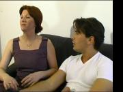 Anal casting for a mature mom Camaster