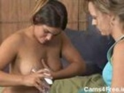 Lesbian Breast Milk &amp; Sex - Nuff Said!