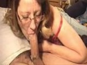 Mature amateurs swallows better - Swallow's Cumpilation