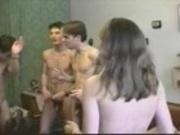 Nudist 18 birthday party (2/11)