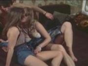3 German teens have mini orgy MFF Vintage